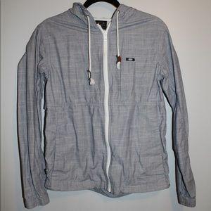 Oakley Lightweight Zip-Up Jacket